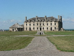 Old Fort Niagara New York