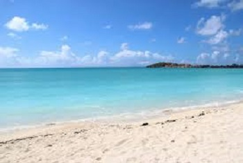 Sandy Beaches of St. Maarten, USVI