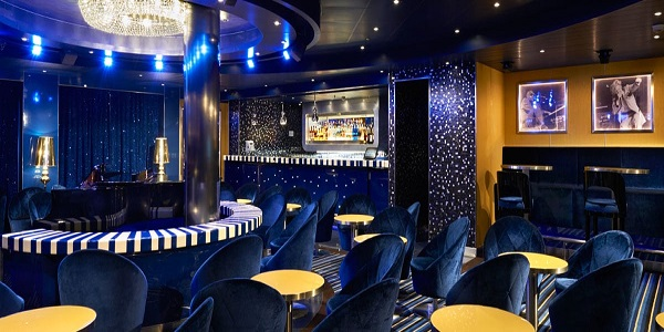 Piano Bar - Carnival Radiance Carnival Cruise Line