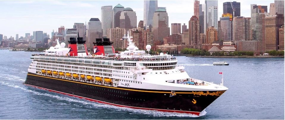 Disney Cruise Line's Disney Magic in New York City - Manhattan