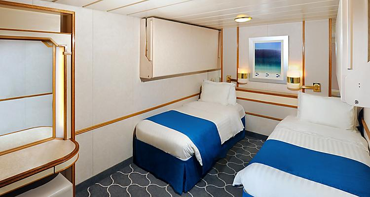 Inside Stateroom - Empress of the Seas