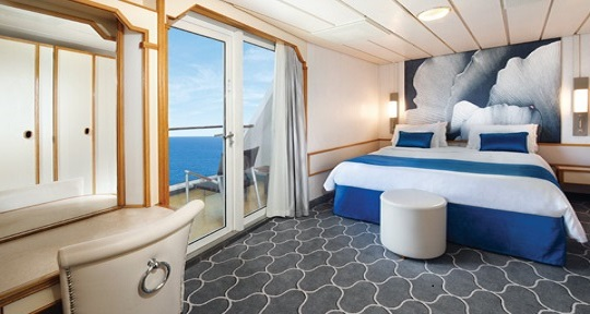 Suite - Empress of the Seas