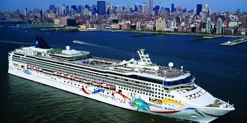 Norwegian Dawn Sailing From New York to Florida, Bahamas, New England, Canada, Bermuda